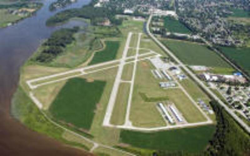 James Clements Airport