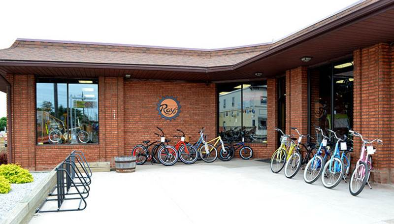 Ray's Bike Shop-Bay City