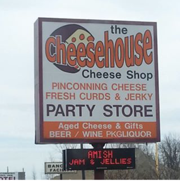 The Cheese Haus