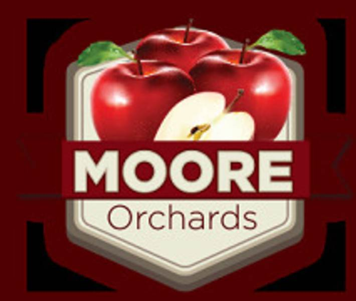 Moore Orchards logo